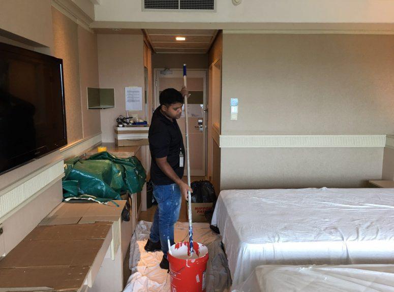 070916 Good morning rasa Sentosa pm room (2)